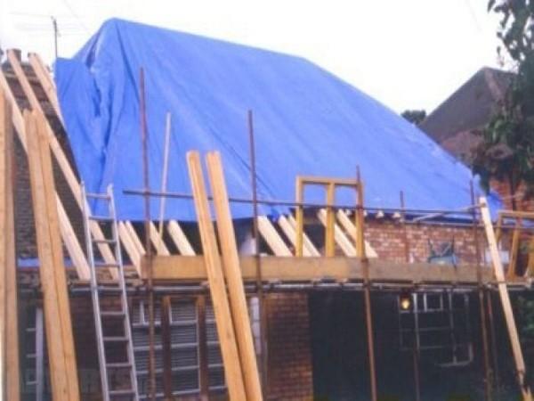 Тенты для крыши