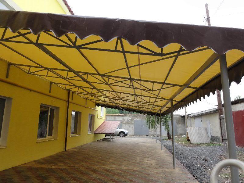 Тент для крыши