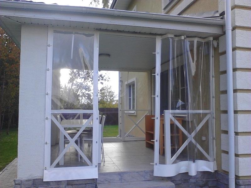 мягкие двери из пленки ПВХ от производителя