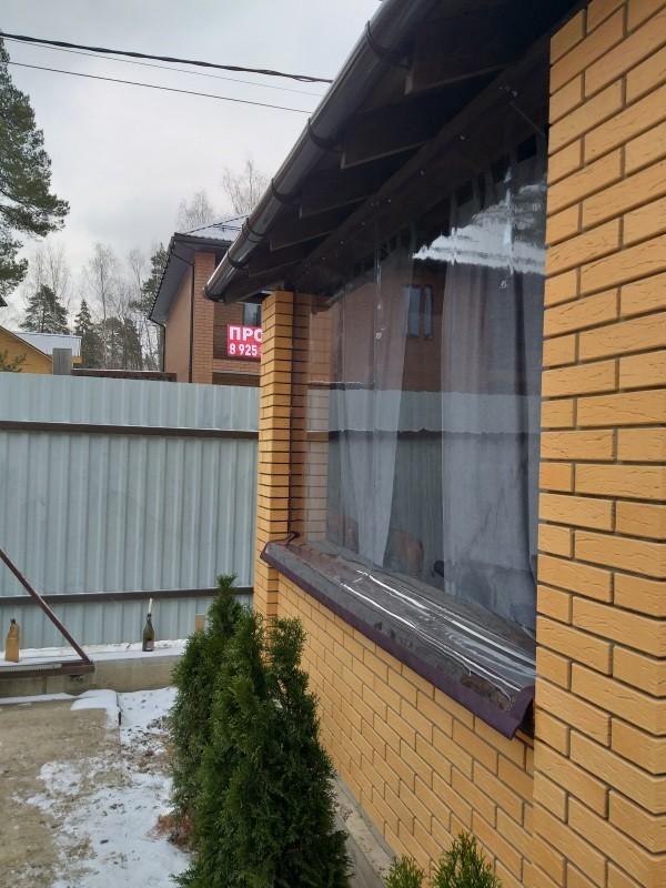 Остекление мягкими(гибкими) окнами