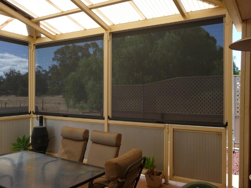 Мягкие окна с москитной сеткой максимум