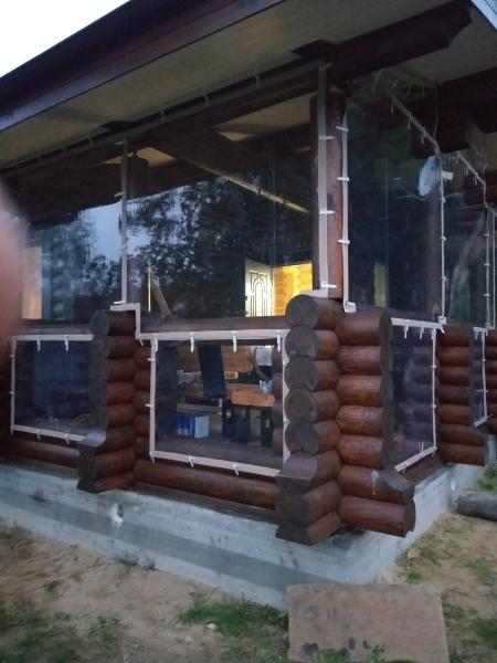 Мягкие окна в Коломне