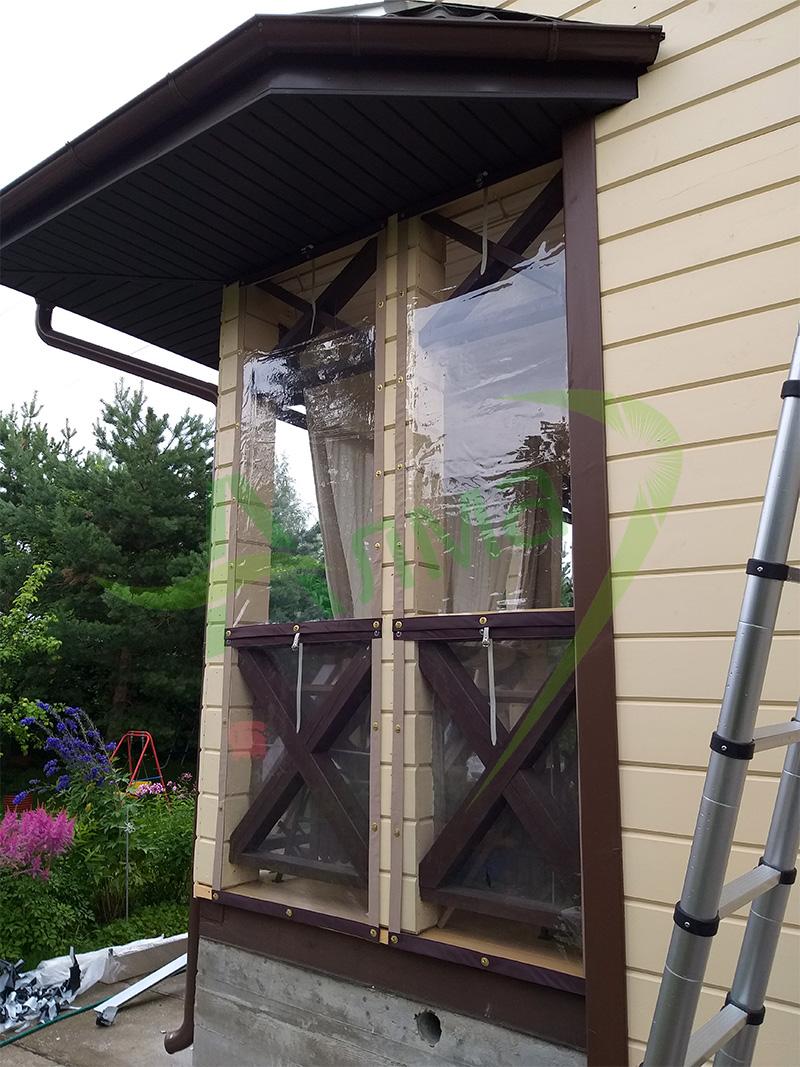 Натяжные окна от производителя по доступным ценам