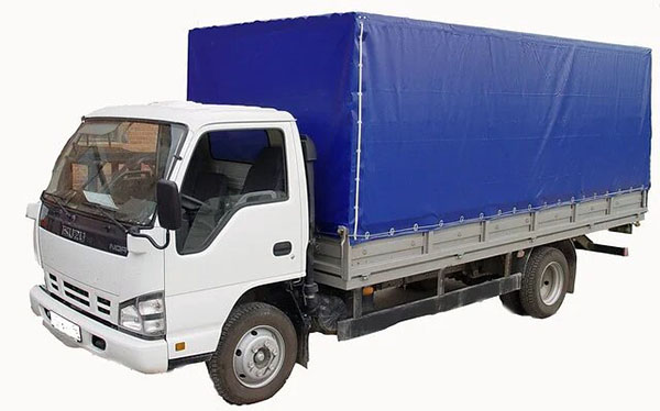 тенты на грузовик