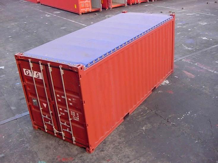 тенты на грузовой контейнер