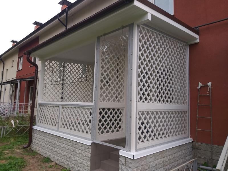 договор 8648 - отзыв и фото смонтированного мягкого окна