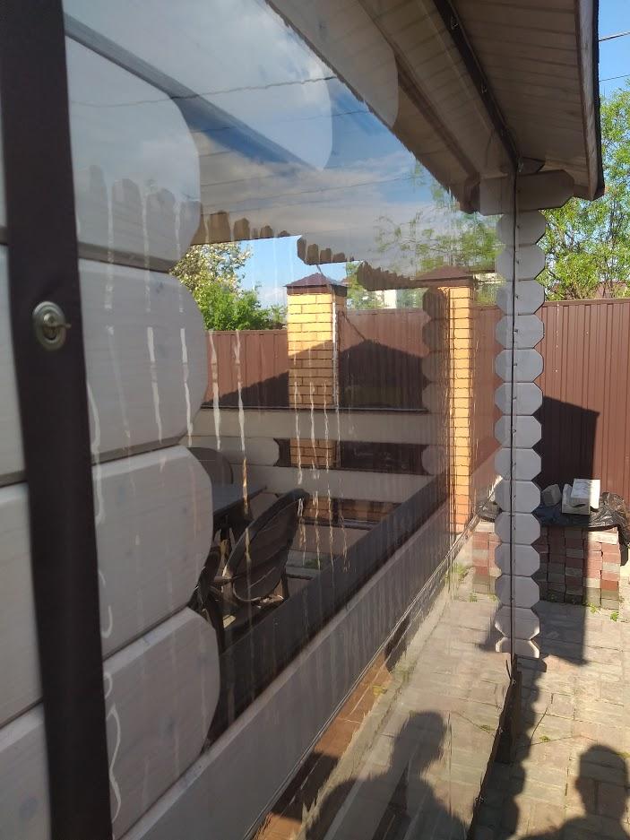 мягкие окна 700 микрон