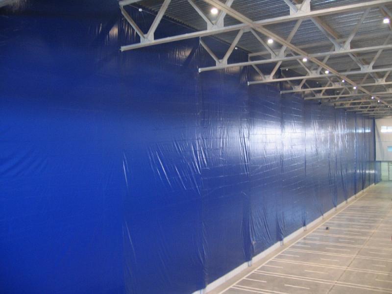 шторы для складского помещения